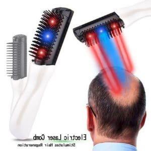استفاده از شانه های لیزری برای پیشگیری و جلوگیری از ریزش مو
