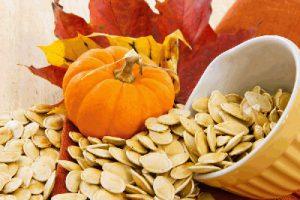 تخم کدو برای شادابی پوست ، چه غذاهایی بخوریم ؟