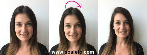 جدا کردن مو ، قسمت کردن مو ، نحوه مراقبت از مو