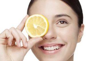 لیمو برای شادابی پوست ، چه غذاهایی بخوریم ؟ چه میوه هایی بخوریم ؟
