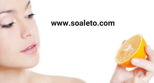 استفاده از ماسک لایه برداری و ماسک خانگی پرتقال ، ماسک پرتقال برای روشن شدن و روشن کردن پوست