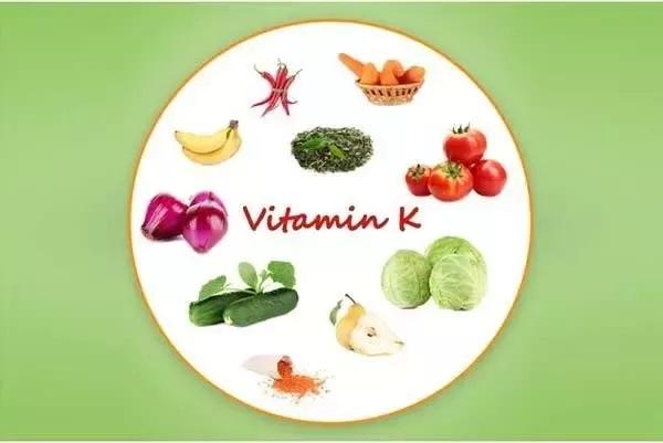 تاثیر ویتامین K کا بر روی پوست
